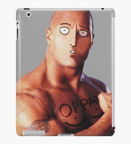 One Rock Man - Parody iPad Case/Skin