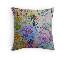 Roses #1 Throw Pillow