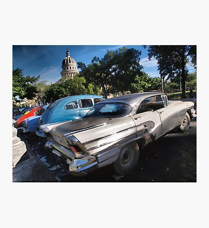 Havana - Buick Special Photographic Print