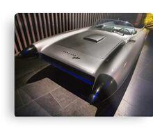 Cyclone Concept Car Metal Print