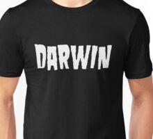 Charles Darwin / Danzig (Monsters of Grok) Unisex T-Shirt