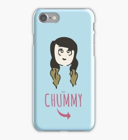 My Chummy - Zoella - Part 1 of 2 iPhone Case/Skin