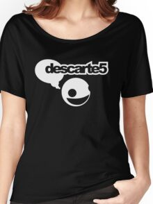 Rene Decartes / Deadmau5 (Monsters of Grok) Women's Relaxed Fit T-Shirt
