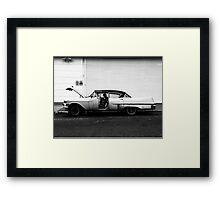 37th Street Fleetwood Framed Print