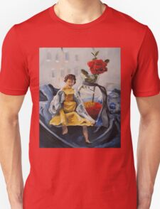 Doll by the Window Unisex T-Shirt