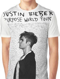 Purpose World Tour 2016 Graphic T-Shirt