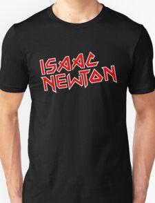 Isaac Newton / Iron Maiden (Monsters of Grok) T-Shirt