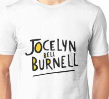 Jocelyn Bell Burnell / Foster the People (Monsters of Grok) Unisex T-Shirt
