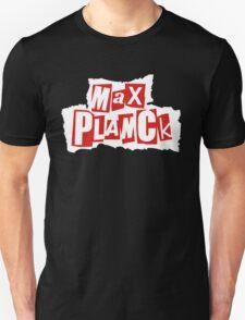 Max Planck / Sex Pistols (Monsters of Grok) T-Shirt