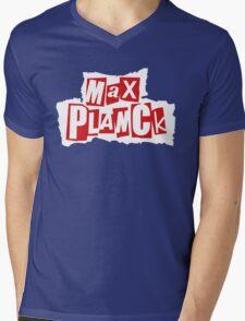 Max Planck / Sex Pistols (Monsters of Grok) Mens V-Neck T-Shirt