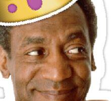King Bill Cosby  Sticker