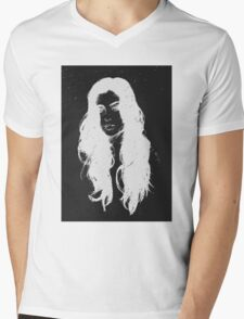 Lauren Jauregui Art Mens V-Neck T-Shirt
