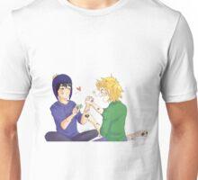 Sticker Boyfriends Unisex T-Shirt