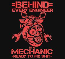 Mechanic - Ready To Fix  Unisex T-Shirt