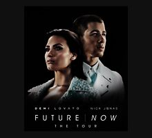 FUTURE NOW COVER by dewiq Unisex T-Shirt