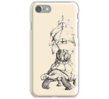 Tortoise Travel iPhone Case/Skin
