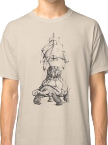 Tortoise Travel Classic T-Shirt