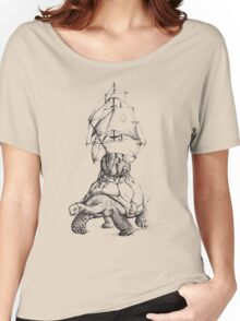 Tortoise Travel Women's Relaxed Fit T-Shirt