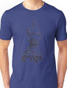 Tortoise Travel Unisex T-Shirt