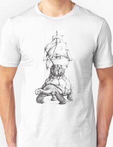 Tortoise Travel T-Shirt
