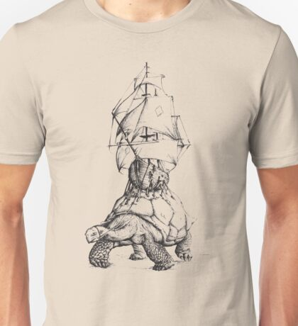 Tortoise Travel Unisex T-Shirt