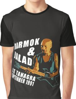 Darmok & Jalad at Tanagra ST TnG (Dark ONLY) Graphic T-Shirt