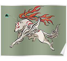 Okami - Amaterasu (ALT2) Poster