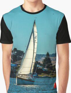 Goolwa Regatta Yacht Club Christmas Twlight Races Graphic T-Shirt
