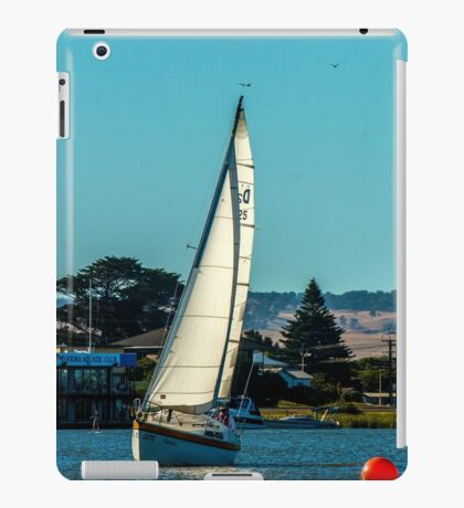 Goolwa Regatta Yacht Club Christmas Twlight Races iPad Case/Skin