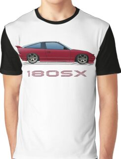 Nissan 180SX Type X Graphic T-Shirt