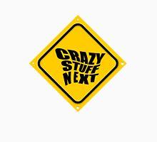 CRAZY STUFF NEXT Men's Baseball ¾ T-Shirt