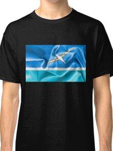 Midway Islands Flag Classic T-Shirt