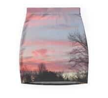 Red Sky Mini Skirt