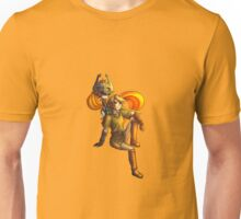Legend of Zelda Twilight Princess: Link and Imp Midna Unisex T-Shirt