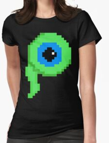 Jacksepticeye Logo - Septic Sam 8bit Womens Fitted T-Shirt
