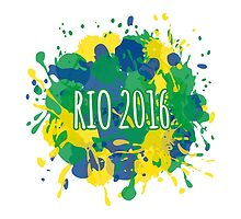 Rio 2016 by Tubbster89