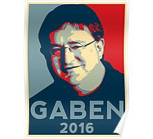 gaben 4 President Poster