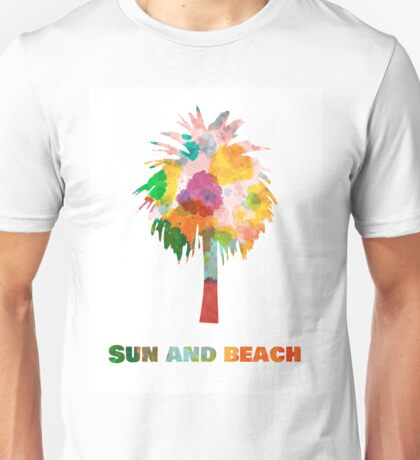 Palm. Unisex T-Shirt
