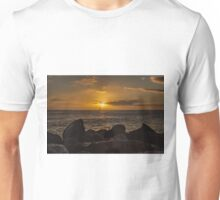 Magic Island Sunset Unisex T-Shirt