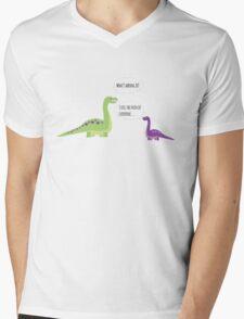 Feel The Pain Mens V-Neck T-Shirt