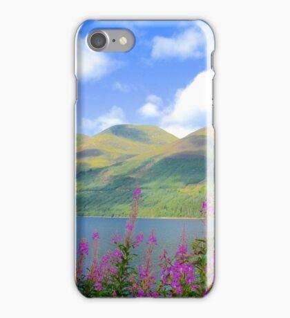 Loch Lochy, Scotland iPhone Case/Skin
