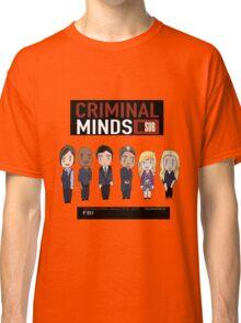Criminal minds BAU Unsub Classic T-Shirt