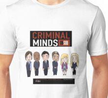 Criminal minds BAU Unsub Unisex T-Shirt