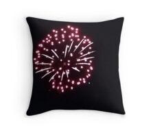 Fireworks & Sparkle Throw Pillow