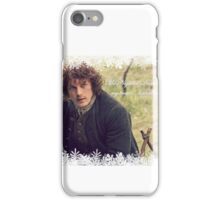 Outlander - My brown haired lass iPhone Case/Skin