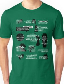 Dragon Age - Hawke Quotes Unisex T-Shirt