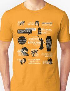 Dragon Age - Hawke Quotes T-Shirt