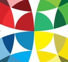 Colorful Pattern Sticker