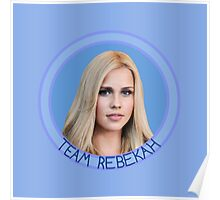 Team Rebekah - TVD - TO - The Vampire Diaries - The Originals - (Designs4You) Poster