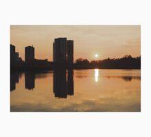 Golden Shore Hi-Rise - Waterfront Living on the Lake Kids Tee